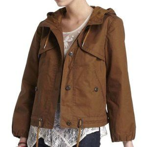 Daughters of the Liberation Anorak Utility Jacket